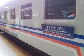 Kereta Jakarta Semarang Lengkap 2019