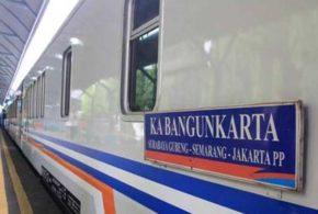Kereta Gubeng Tawang Semarang Terbaru