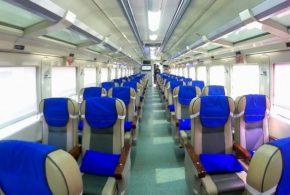 Kereta Surabaya Semarang Tawang Agustus 2019