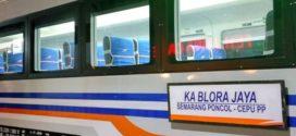 Kereta Semarang Blora, Cepu, Randublatung, Doplang 2019