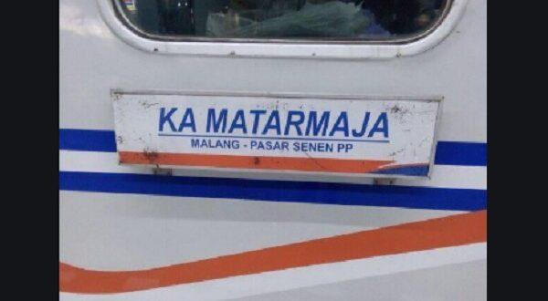 Kereta Semarang Jakarta Pasarsenen Lengkap 2020
